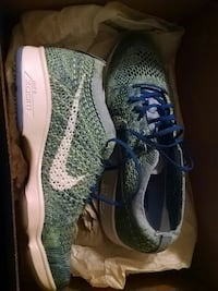 Nike flynit air zoom - New, never worn Haverhill, 01830