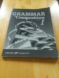 Grammar and composition I book New Concord, 43762