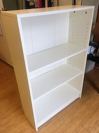 Bookcase shelves White Fairfax, 22031