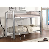 stainless steel bunk beds