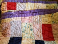 Silk and Satin Crazy Quilt Frederick, 21704