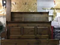 Sleigh bed  Vaughan, L6A 3S2