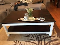 Farmhouse style coffee table Rock Hill
