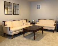 Sofa, love seat, and coffee table Germantown, 20876