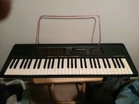 black and white electronic keyboard Castle Shannon, 15234