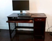 wooden TV stand Spring Valley, 89148