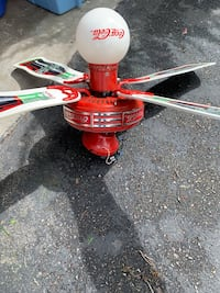 Coca Cola ceiling fan Kitchener, N2P 1M9