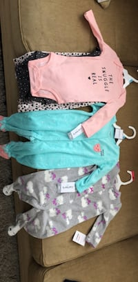 baby girl clothes 6m new with tags Leesburg, 20175