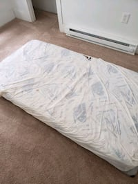 Mattress and box spring Red Lion, 17356