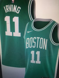 Kyrie Irving Icon Edition Swingman Jersey Large Toronto, M1P 3A6