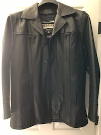 Black Leather Jacket Small Men's  Charles Town, 25414