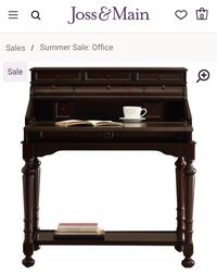 Secretary desk (brand new, still in box) Middletown, 21769