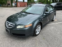 Only 124,000 miles 2005 Acura TL fully loaded clean title $4500 Catonsville