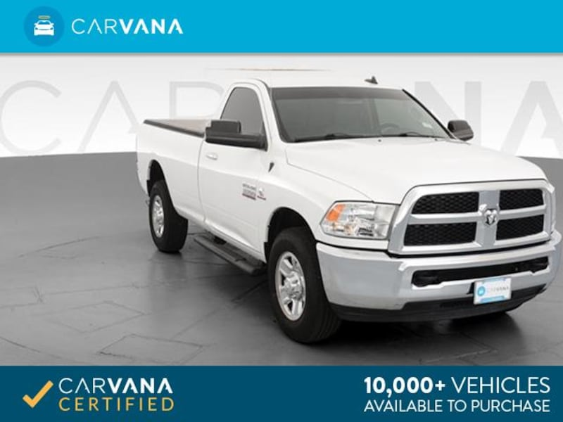 2015 Ram 3500 Regular Cab pickup SLT Pickup 2D 8 ft White  d57b3078-0bcd-4f31-a243-e437789888ef