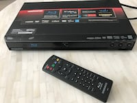 Magnavox Blu-ray Player/Never been used 39 km