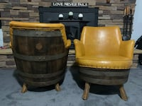 Antique Whiskey barrel chairs Westminster, 21157