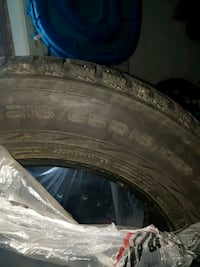 Make an offer Nokian snow tires 215/65/R16 London