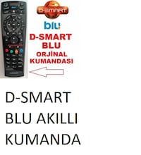 D-SMART HD KUMANDA Plevne Mahallesi