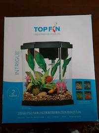 Fish Water Tank. In box. Never used