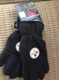 Touch Screen Steelers Gloves Harpers Ferry, 25425