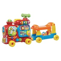 VTech Sit And Stand Ultimate Alphabet Train!