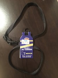 Adjustable Figure 8 Harness, small to medium sized cats and dogs Toronto, M1N 2Z9