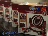 Chocolate Candy maker-$12 Cypress, 90630