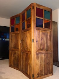 Solid wood divider with beautiful colors Silver Spring, 20906