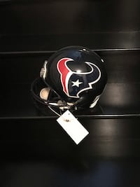 Houston Texans Authentic Full Size NFL Helmet Vaughan, L4H 0V3