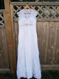 Wedding laces dress size 12-14