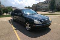 Mercedes - S500 AMG Appearance - 2001 Sterling Heights, 48310