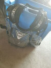black and blue motocross dirt bike Vaughan, L4L 8X4