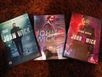 John Wick Chapters 1, 2 & 3 Baltimore, 21225