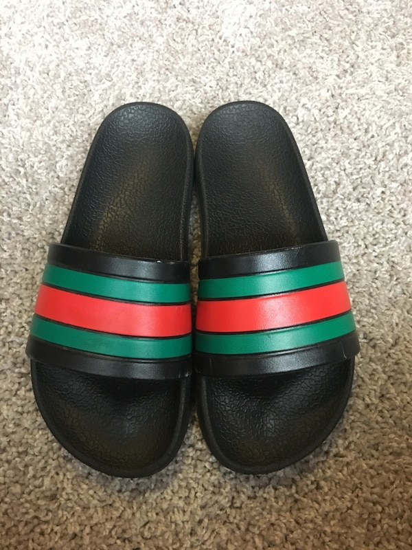 c09888a6b Used 9 1 2 Gucci Slides for sale in Frisco - letgo