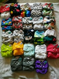 Cloth diapers Issaquah, 98027