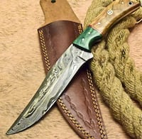 """DAMASCUS BLADES 956"" - Hunting knife"