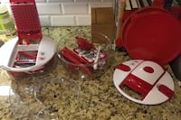 Never Used KitchenAid Salad Spinner + Chopper and Dicer Fairfax, 22030