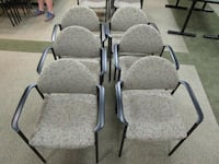 Fourteen Stacking Chairs - $10 each Columbus