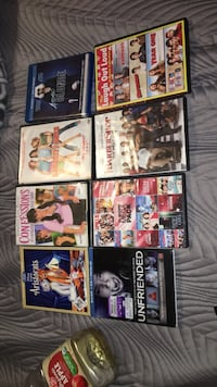 assorted dvd movies  Saraland, 36571