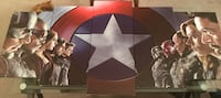 Marvel Canvas Paintings Print/Picture  3125 km