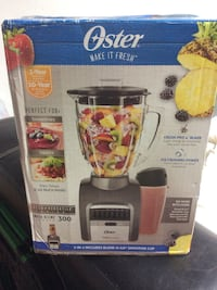 OSter Blender box Detroit, 48224