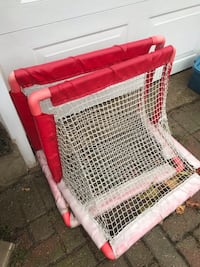 Hockey nets, mini, set of two