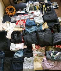 Everything in pic must go now! As a bundle take it Edmonton, T5T 2P9