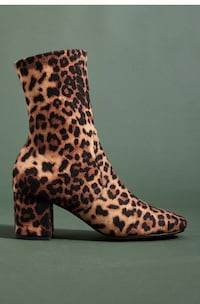 Anthropologie Leopard Boot Size 7 Toronto, M2N 3N7