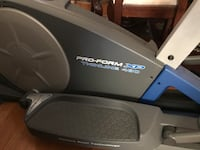 Elliptical Pro Form XP  Toronto, M1E 4P4
