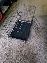 Small dog cage / crate