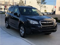2017 Subaru Forester -  LOW % FINANCE PROGRAM INCLUDING NEWCOMERS AND WORK PERMIT HOLDERS Toronto