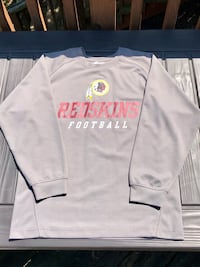 Long Sleeve NFL Team Apparel - Washington Redskins, Boys Size Large 11-14 Mc Lean, 22102
