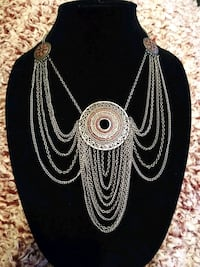 Bohemian Style Layered Necklace