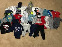 Boys 9 month old clothes